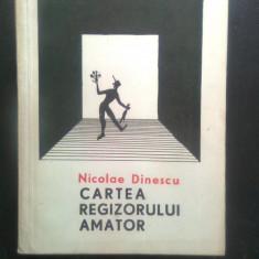 Nicolae Dinescu - Cartea regizorului amator (1968)