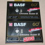 Casete audio BASF Chrome Super II - Deck audio