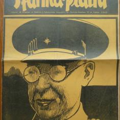 Revista Sfarma Piatra, nr. 80, 1937, Director Al. Gregorian, ziar legionar