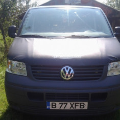 VW Transporter-Caravelle 8+1 2008, Motorina/Diesel, 82000 km, 2500 cmc, Up
