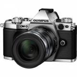 Aparat foto Mirrorless Olympus E-M5II 1250 Kit slv/blk