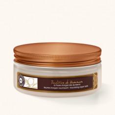 Balsam hrănitor de argan pe bază de ulei esenţial bio din floare de portocal Yves Rocher