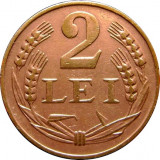 ROMANIA, 2 LEI 1947 * cod 29.6