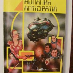 CY - Almanah ANTICIPATIA 1993