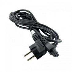 Cablu de alimentare 4World C5 3 pini 3m Negru