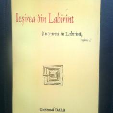 Iordan Chimet - Iesirea din Labirint (Intrarea in Labirint, Iesirea... etc.)