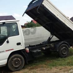 Isuzu basculabil - Utilitare auto PilotOn