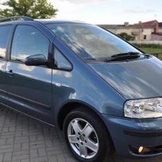 Volkswagen Sharan 2.0 TDI, An Fabricatie: 2003, Motorina/Diesel, Kenwood km, 198 cmc