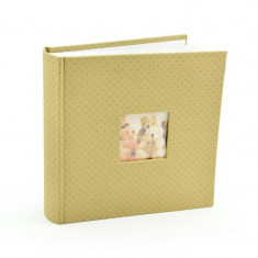 Album foto Generic lovely teddy tip carte 200 poze 10x15 Maro deschis