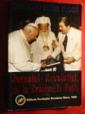 Corneliu Vadim Tudor- Jurnalul Revolutiei de la Craciun la Paste 1999- autograf