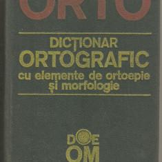 Dictionar Ortografic cu elemente de ortoepie si morfologie - Dictionar sinonime