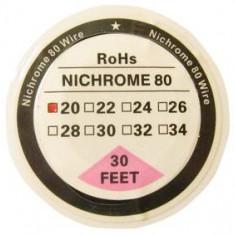 Nichelina sarma rezistente 0.8mm - 10 metri