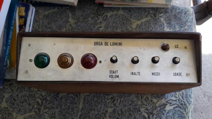 ORGA DE LUMINI , HOME MADE