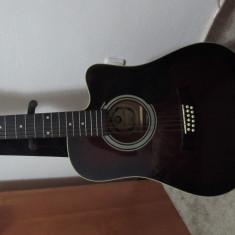 Chitara acustica Hora Reghin (12 corzi)
