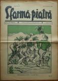 Revista Sfarma Piatra , an 1 , nr. 1 , 1935 , Dir. Al. Gregorian , ziar legionar