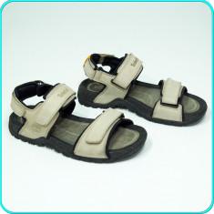 DE FIRMA → Sandale aerisite, comode fiabile, piele, TIMBERLAND → barbati | nr 43 - Sandale barbati Timberland, Culoare: Crem