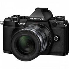 Aparat foto Mirrorless Olympus E-M5II 1250 Kit Negru - Aparate foto Mirrorless