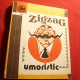DC Mazilu - Zig-Zag Umoristic 1978 Caricaturi Al.Clenciu -Ed.Ceres