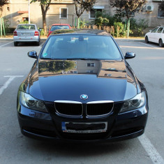 BMW Seria 3 320, An Fabricatie: 2007, Motorina/Diesel, 250000 km, 1997 cmc
