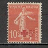 Franta.1914 Crucea Rosie-supr. XF.3, Nestampilat
