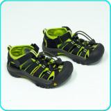 DE FIRMA → Sandale / pantofi de vara, aerisiti, comozi, KEEN → baieti | nr 27-28 - Sandale copii Keen, Marime: Alta, Culoare: Din imagine, Piele naturala