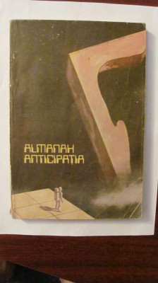 CY - Almanah ANTICIPATIA 1990 foto