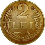 ROMANIA, 2 LEI 1947 * cod 31.6.17