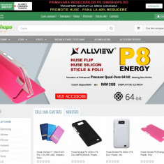 Vand DimiShops.RO - Magazin online pentru Accesorii Telefoane Mobile - Site de Vanzare