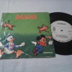 DISC VINIL BASME COSINA CEA FRUMOASA SI NEASCULTATOARE 1971 RAR!!!!EXC 10.166 - Muzica pentru copii