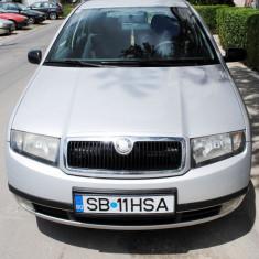 Skoda Fabia 2003, Benzina, 224422 km, 1400 cmc