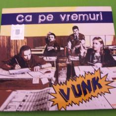 Cd original Vunk - Ca pe vremuri - Muzica Rock mediapro music
