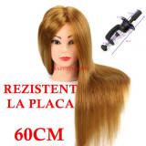 Cap Practica Par Blond FRIZERIE-- REZISTENT PLACA, BeautyUkCosmetics