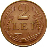 ROMANIA, 2 LEI 1947 * cod 23.6
