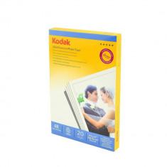 Hartie foto Kodak 4R 10x15 Ultra Premium Satin 20 coli