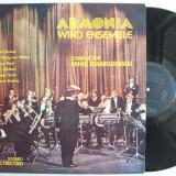 """Disc vinil ORCHESTRA DE SUFLATORI """"ARMONIA"""" (ST - EXE 02743) - Muzica soundtrack electrecord"""