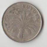 Moneda 25 bututs 1998 - Gambia, Africa