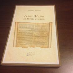 PR. PROF. EUGEN PENTIUC, IISUS MESIA IN BIBLIA EBRAICA