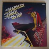 GERMAN ROCK ON TOP - Vinil LP Original Made in Germany - Muzica Rock