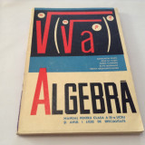 ALGEBRA MANUAL PENTRU CLASA A IX-A REALA SI ANUL I LICEE, ZLATE BOGDANOV, R1 - Carte Matematica
