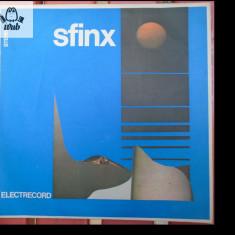 Sfinx Intr-un cer violet disc vinil vinyl stare f buna NM - Muzica Rock electrecord