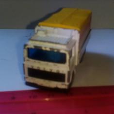 Bnk jc Matchbox - Camion Volvo - Fresh Fruits - 1/90 - Macheta auto
