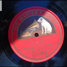 Jascha Heifetz disc patefon gramofon v repertoriul in foto! st buna - Muzica Clasica, Alte tipuri suport muzica