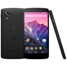 Smartphone LG Nexus 5 Black Snapdragon 800 2GB Ram 16GB GPS 4G cu Garantie - Telefon mobil Nexus 5 LG, Negru, Neblocat, 2G & 3G & 4G