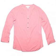 Bluza MICHAEL KORS - Bluze Dama, Femei - 100% AUTENTIC - Bluza dama Tommy Hilfiger, Marime: S, Culoare: Din imagine, Maneca scurta, Casual, Bumbac