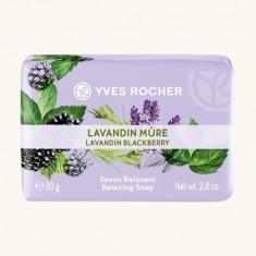 Săpun Lavandă & Mure - Sapun solid Yves Rocher