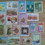 NICARAGUA (011) - DIVERSE - timbre stampilate, Stampilat