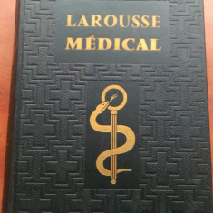Larousse Medical Illustre, editia 1952 - Dr. Galtier- Boissiere