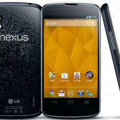 Telefon LG Nexus 4 Black 4.7 Quad-core Krait 2GB Ram 16GB GPS 3G cu Garantie