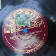 Margarete Dur arii din operete disc patefon gramofon v repertoriul in foto - Muzica Clasica, Alte tipuri suport muzica
