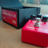 Pedala chitara electrica MXR Distortion 3